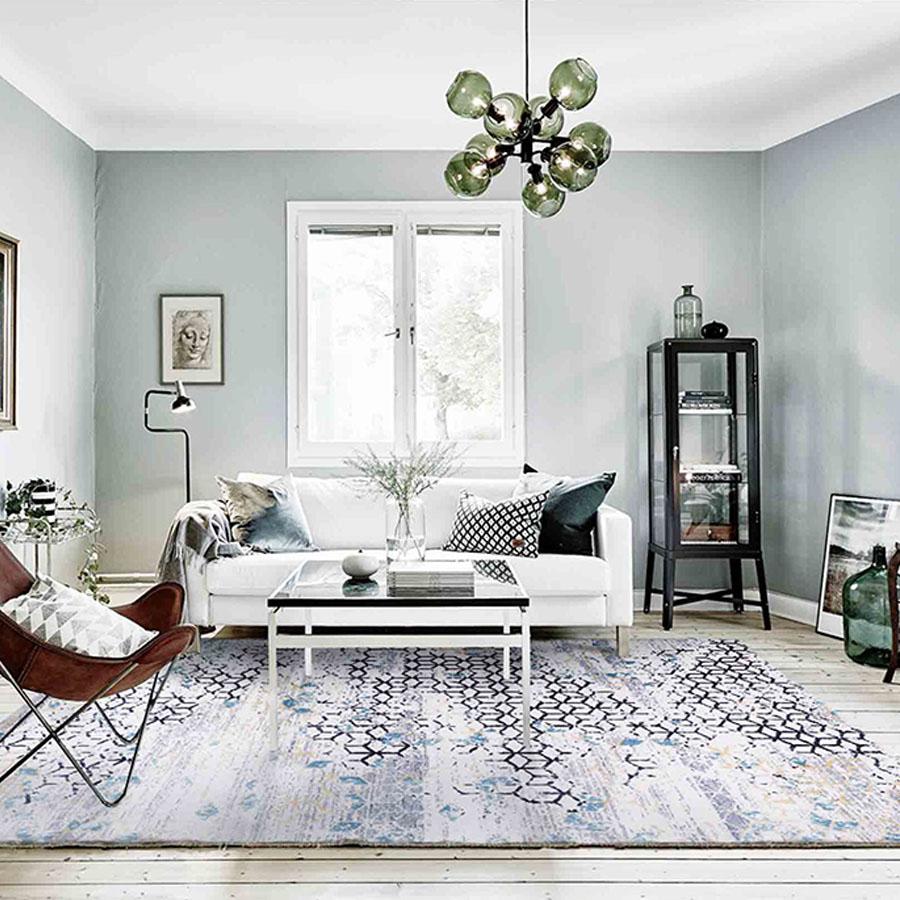 Vai trò của thảm trong phòng khách như nào?