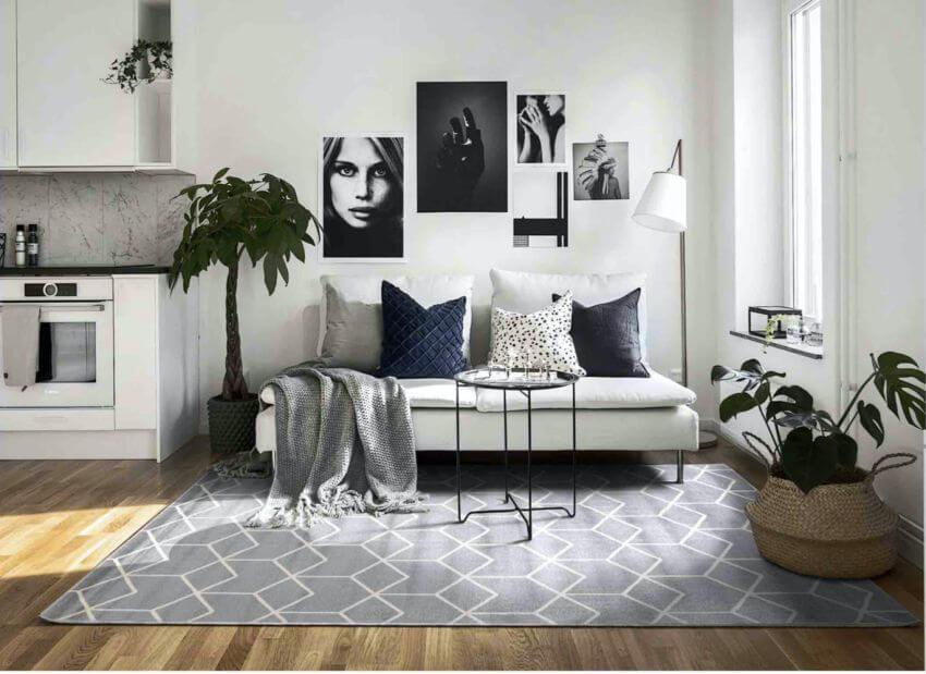 Tổng hợp 100+ mẫu thảm 3d đẹp nhất để trang trí phòng khách