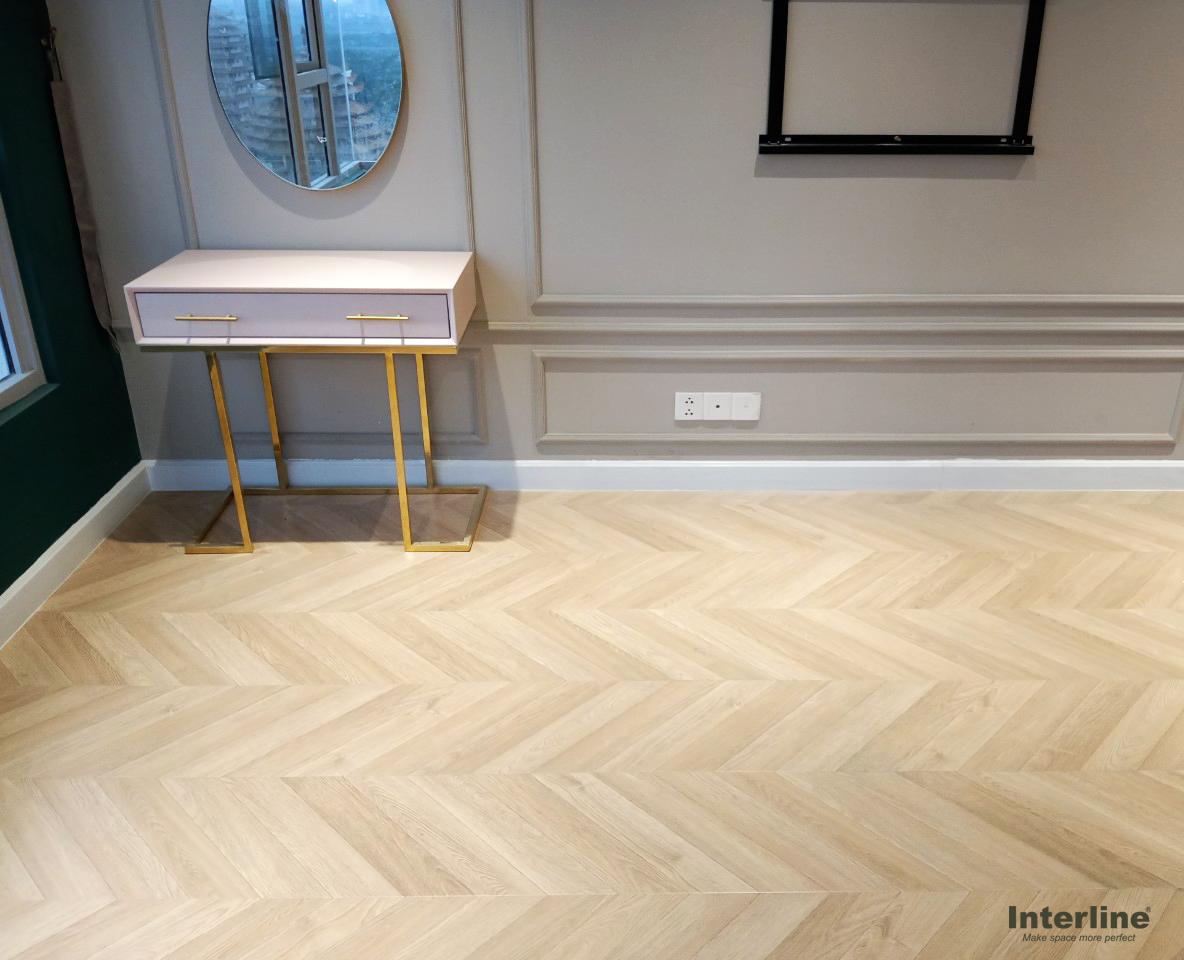 Báo giá sàn gỗ công nghiệp chịu nước – Sàn gỗ xương cá