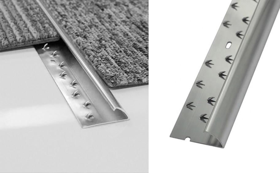 Nẹp thảm là gì? Tác dụng của nẹp thảm trải sàn trong thi công thảm trải sàn