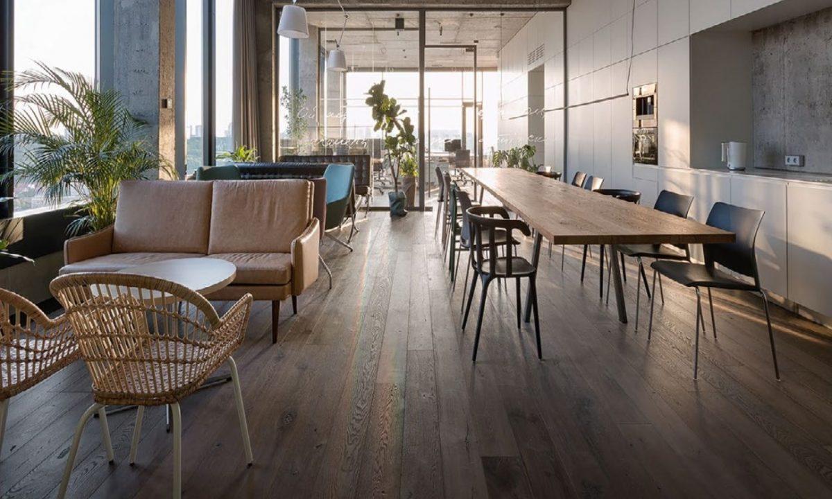 BST Sàn nhựa hèm khóa mới nhất 2021 – Interline Flooring