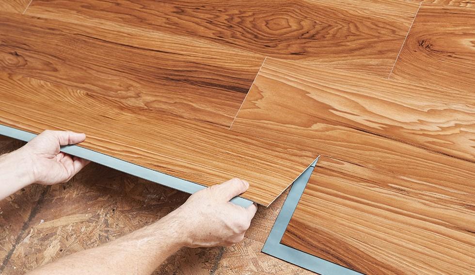 [Hướng dẫn] Thi công sàn nhựa vinyl giả gỗ Interline