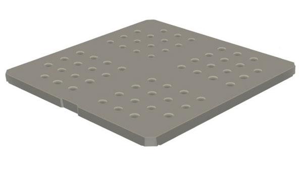 Inorganic cement (mặt dưới)